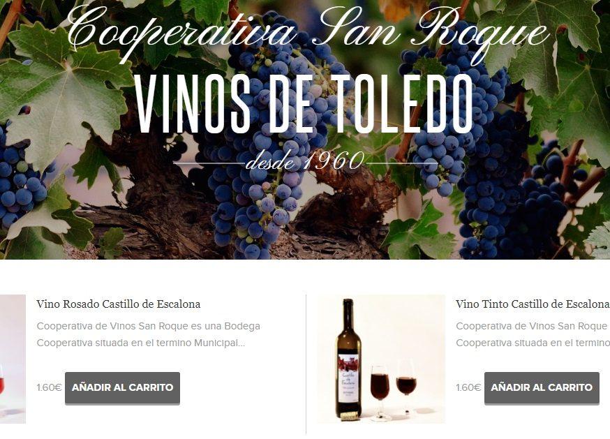 Tienda Online Vinos de Toledo